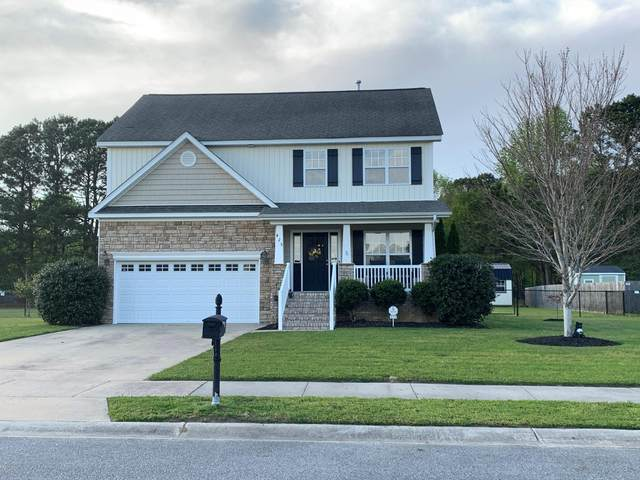 425 Southland Drive, Greenville, NC 27858 (MLS #100212880) :: Thirty 4 North Properties Group