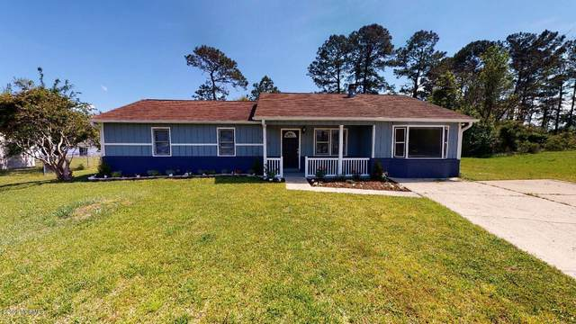 1015 Blue Leaf Place, Jacksonville, NC 28546 (MLS #100212886) :: RE/MAX Elite Realty Group