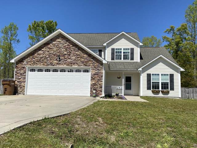 252 Blue Creek Farms Drive, Jacksonville, NC 28540 (MLS #100212888) :: RE/MAX Elite Realty Group
