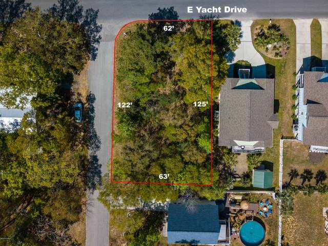 2901 E Yacht Drive, Oak Island, NC 28465 (MLS #100212904) :: The Cheek Team