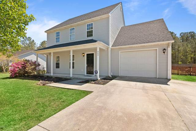404 Commons Drive S, Jacksonville, NC 28546 (MLS #100212912) :: RE/MAX Elite Realty Group