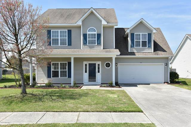 141 Moonstone Court, Jacksonville, NC 28546 (MLS #100212916) :: RE/MAX Elite Realty Group