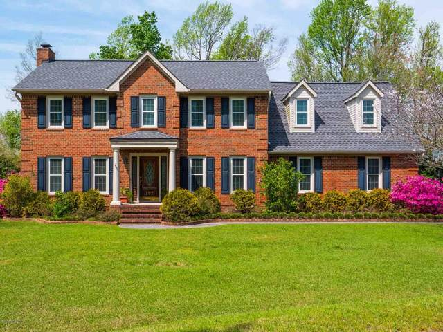 137 Gemstone Drive, Sneads Ferry, NC 28460 (MLS #100212935) :: RE/MAX Elite Realty Group