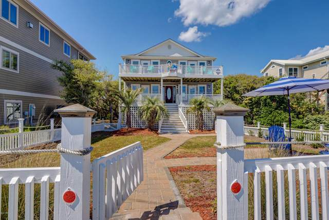 300 N Anderson Boulevard, Topsail Beach, NC 28445 (MLS #100212952) :: Vance Young and Associates