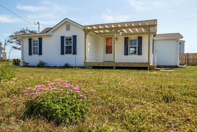 972 Island Road, Harkers Island, NC 28531 (MLS #100212976) :: Thirty 4 North Properties Group