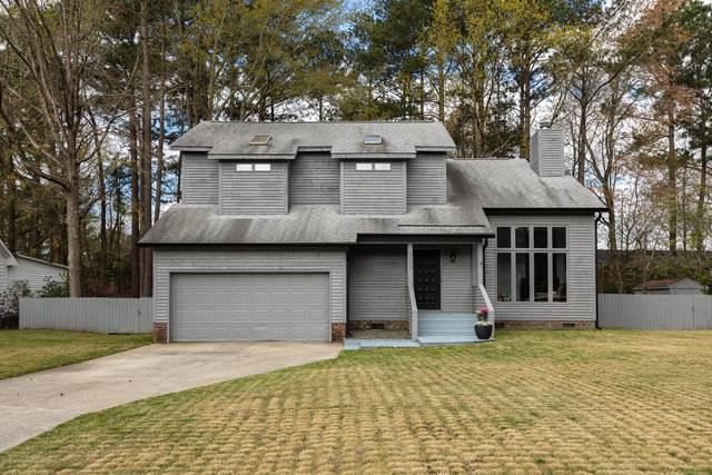3300 Sherwood Drive, Greenville, NC 27858 (MLS #100212981) :: Thirty 4 North Properties Group