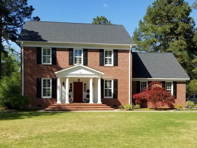 110 Sterling Lane, Laurinburg, NC 28352 (MLS #100212992) :: Thirty 4 North Properties Group