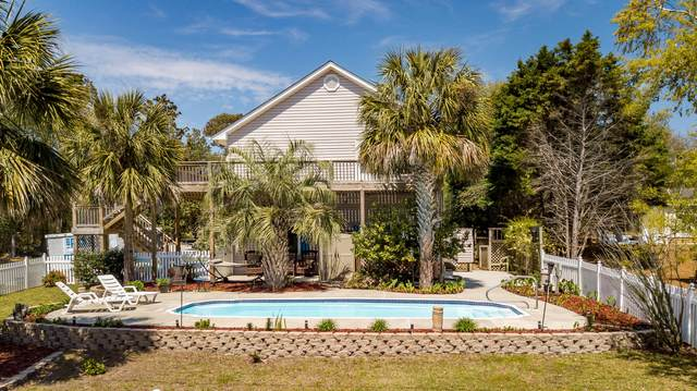 200 Sea Dunes Drive, Emerald Isle, NC 28594 (MLS #100213032) :: Thirty 4 North Properties Group