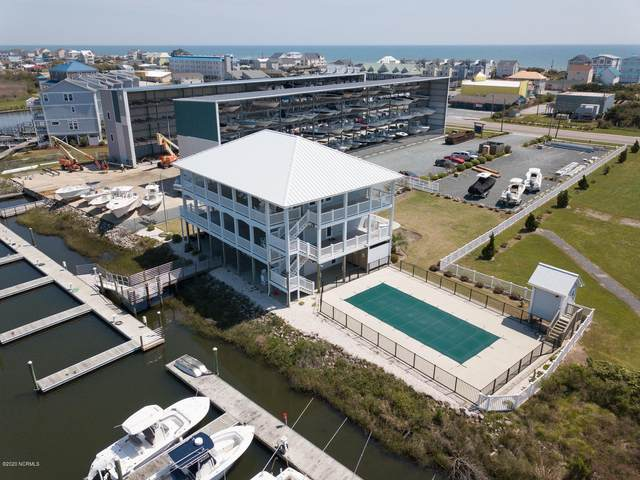 111 N New River Dr. K12, Surf City, NC 28445 (MLS #100213056) :: RE/MAX Elite Realty Group