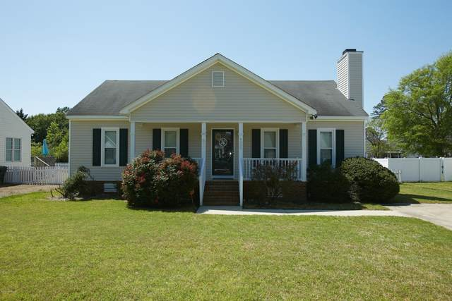 4302 Nantucket Drive NW, Wilson, NC 27896 (MLS #100213370) :: Coldwell Banker Sea Coast Advantage
