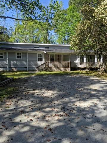 702 Swansboro Loop Road, Swansboro, NC 28584 (MLS #100213385) :: Berkshire Hathaway HomeServices Hometown, REALTORS®