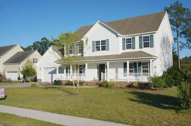 328 Bahia Lane, Cape Carteret, NC 28584 (MLS #100213544) :: Courtney Carter Homes