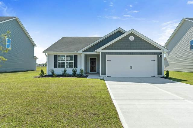 7221 Brittany Pointer Court, Wilmington, NC 28411 (MLS #100213664) :: Vance Young and Associates