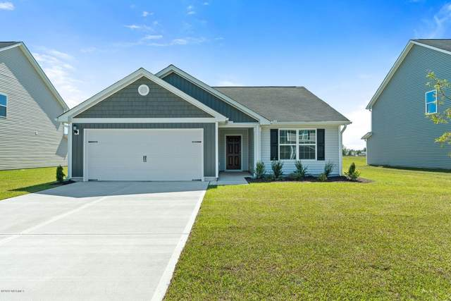 1704 Trapper Way, Wilmington, NC 28411 (MLS #100213672) :: Vance Young and Associates