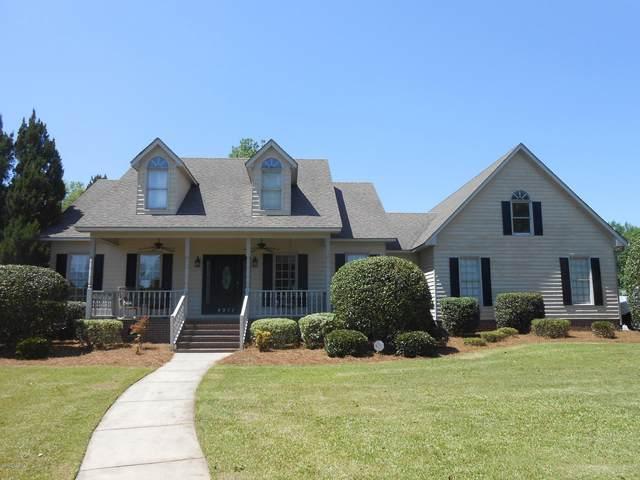 4911 White Oak Drive, Lumberton, NC 28358 (MLS #100213836) :: Lynda Haraway Group Real Estate