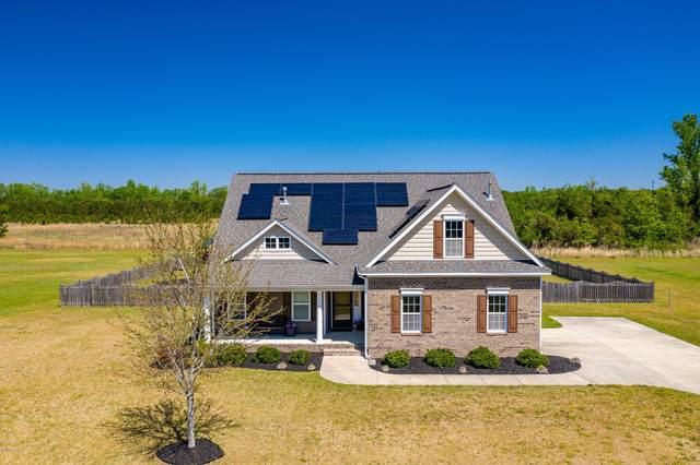 113 Plantation Creek Drive, Vanceboro, NC 28586 (MLS #100213870) :: Courtney Carter Homes