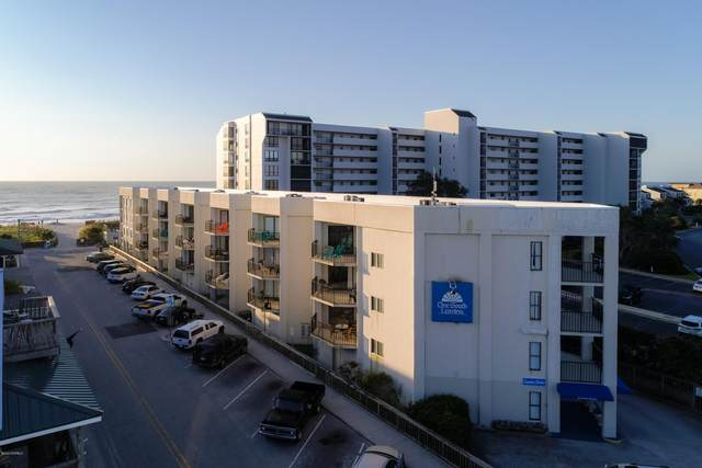 1 S Lumina Avenue #301, Wrightsville Beach, NC 28480 (MLS #100213919) :: Vance Young and Associates