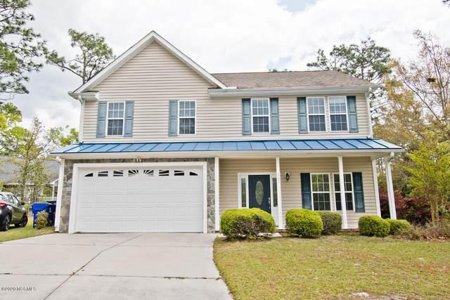 302 Gambrel Way, Cape Carteret, NC 28584 (MLS #100214072) :: Courtney Carter Homes