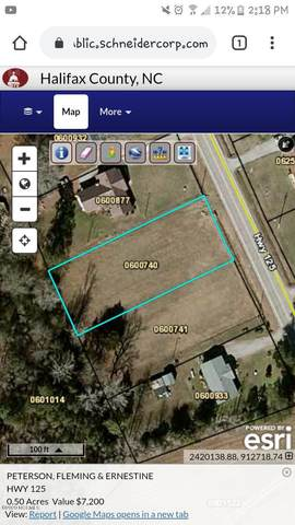 Tbd Hwy 125, Halifax, NC 27839 (MLS #100214252) :: Courtney Carter Homes