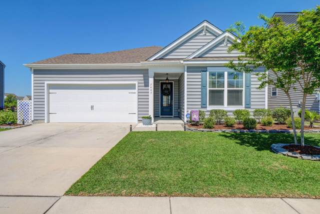 7447 Chipley Drive, Wilmington, NC 28411 (MLS #100214302) :: Vance Young and Associates