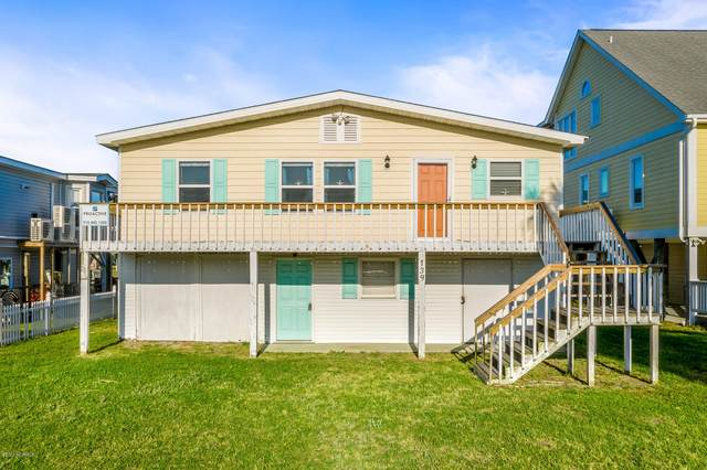 139 Swordfish Drive, Holden Beach, NC 28462 (MLS #100214352) :: The Chris Luther Team