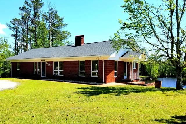 302 Crystal Lake Drive Drive, Havelock, NC 28532 (MLS #100214488) :: CENTURY 21 Sweyer & Associates