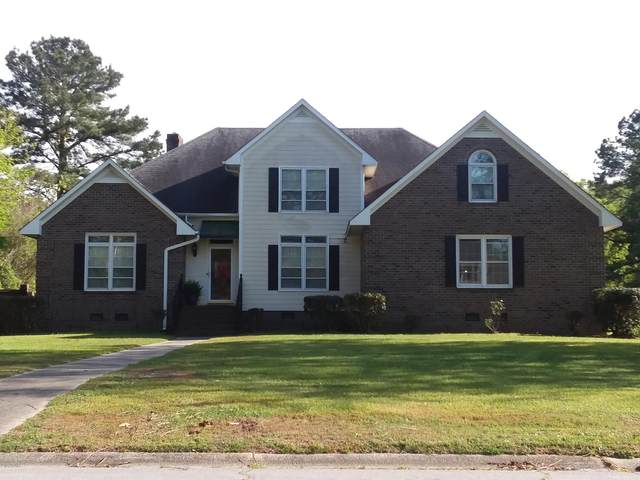 3201 Hodges Road, Kinston, NC 28504 (MLS #100214510) :: Courtney Carter Homes