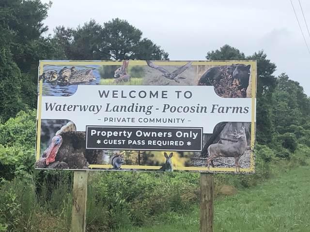 Lot#84 Waterway Landing Drive E, Belhaven, NC 27810 (MLS #100214562) :: Thirty 4 North Properties Group