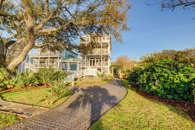 610 Trails End Road, Wilmington, NC 28409 (MLS #100214649) :: The Keith Beatty Team