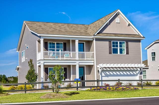 207 Edgewater Way #12, Surf City, NC 28445 (MLS #100214684) :: Lynda Haraway Group Real Estate