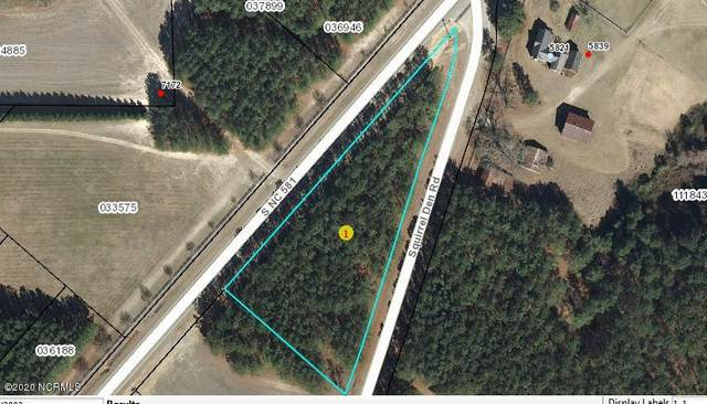 Lot 6 Nc Hwy 581, Bailey, NC 27807 (MLS #100214903) :: Barefoot-Chandler & Associates LLC