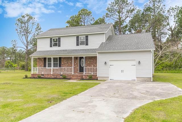 200 Colonial Street, Beaufort, NC 28516 (MLS #100214991) :: Carolina Elite Properties LHR