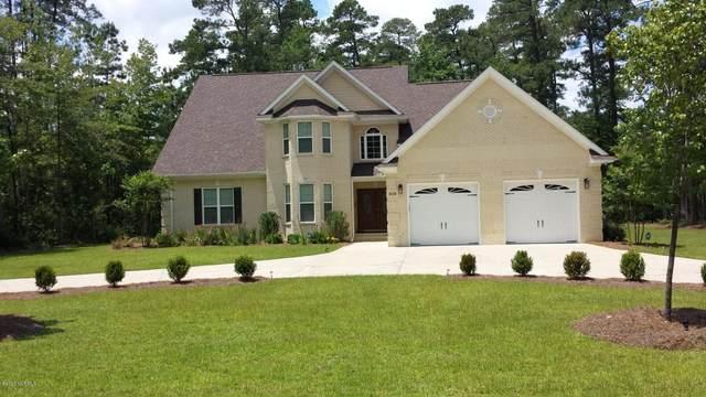 418 Londonderry Drive, Lumberton, NC 28358 (MLS #100215025) :: Courtney Carter Homes