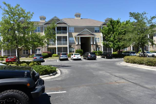 280 Woodlands Way #4, Calabash, NC 28467 (MLS #100215085) :: Frost Real Estate Team