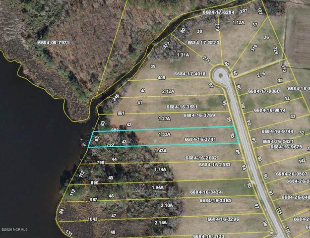 Lot 43 Winfield Lane, Pinetown, NC 27865 (MLS #100215155) :: Thirty 4 North Properties Group