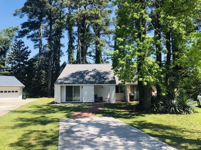 1021 Kings Way A, New Bern, NC 28562 (MLS #100215241) :: Courtney Carter Homes