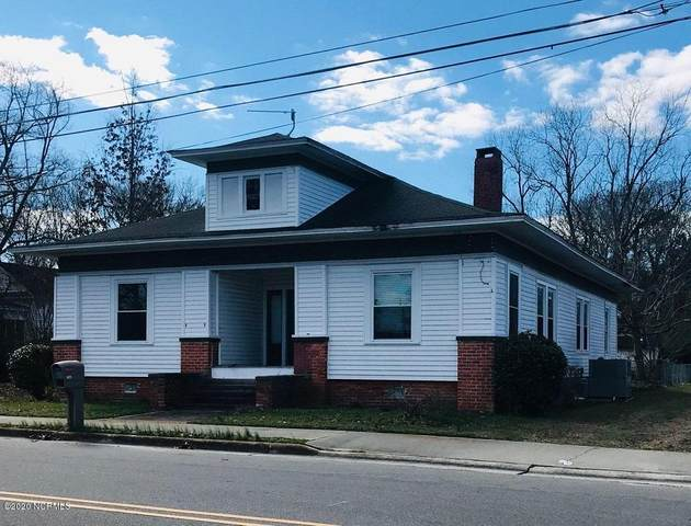 605 SE Third Street, Snow Hill, NC 28580 (MLS #100215292) :: The Keith Beatty Team