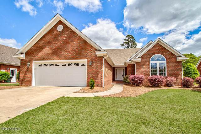 133 Candlewood Drive, Wallace, NC 28466 (MLS #100215328) :: CENTURY 21 Sweyer & Associates