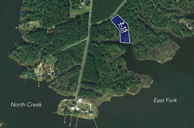 Lot 5b Muse Lane, Belhaven, NC 27810 (MLS #100215367) :: Berkshire Hathaway HomeServices Hometown, REALTORS®