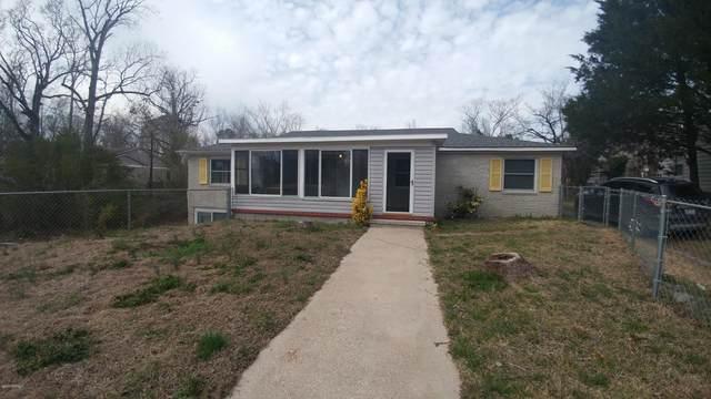 11 A Dewitt Street, Jacksonville, NC 28540 (MLS #100215463) :: Courtney Carter Homes