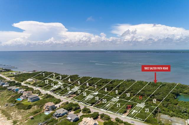 1802 Salter Path Road, Indian Beach, NC 28512 (MLS #100215464) :: The Tingen Team- Berkshire Hathaway HomeServices Prime Properties