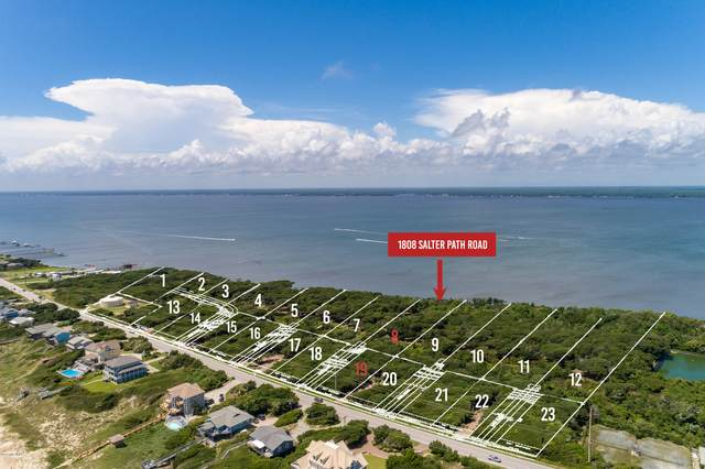 1808 Salter Path Road, Indian Beach, NC 28512 (MLS #100215469) :: Frost Real Estate Team