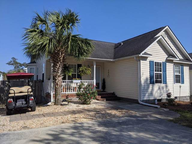 142 NW 13th Street, Oak Island, NC 28465 (MLS #100215470) :: Frost Real Estate Team