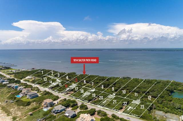 1814 Salter Path Road, Indian Beach, NC 28512 (MLS #100215475) :: The Tingen Team- Berkshire Hathaway HomeServices Prime Properties