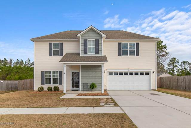 319 Topaz Drive, Jacksonville, NC 28546 (MLS #100215488) :: Courtney Carter Homes
