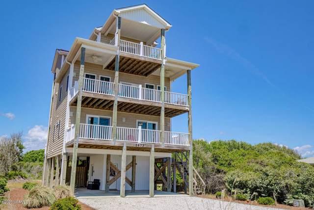 2673 Island Drive, North Topsail Beach, NC 28460 (MLS #100215559) :: Castro Real Estate Team