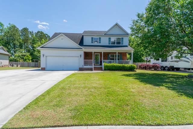 313 Richmond Drive, Jacksonville, NC 28540 (MLS #100215594) :: Coldwell Banker Sea Coast Advantage