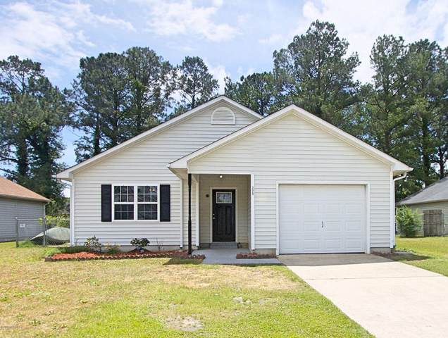 229 Attmore Drive, New Bern, NC 28560 (MLS #100215679) :: CENTURY 21 Sweyer & Associates