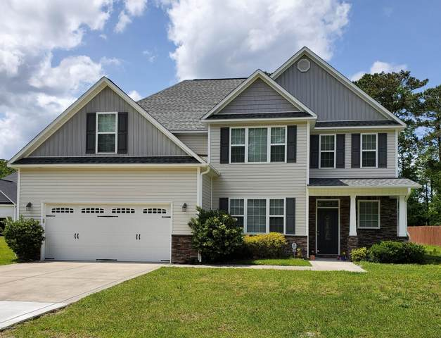 222 Easterly Drive, New Bern, NC 28560 (MLS #100215728) :: RE/MAX Elite Realty Group