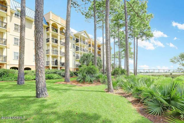 2100 Marsh Grove Lane #2208, Southport, NC 28461 (MLS #100215755) :: Welcome Home Realty